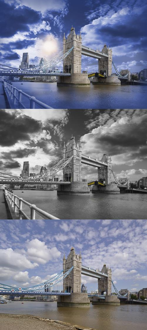 Tower Bridge Revisited